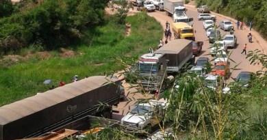 Miritituba Itaituba Interdição Transamazônica Falta Água (Foto: Reprodução/TV Liberal) Trecho da Transamazônica ficou bloqueado ...