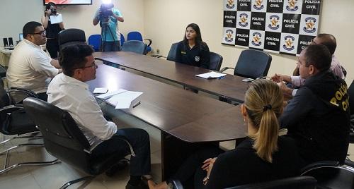 Entrevista a jornalistas