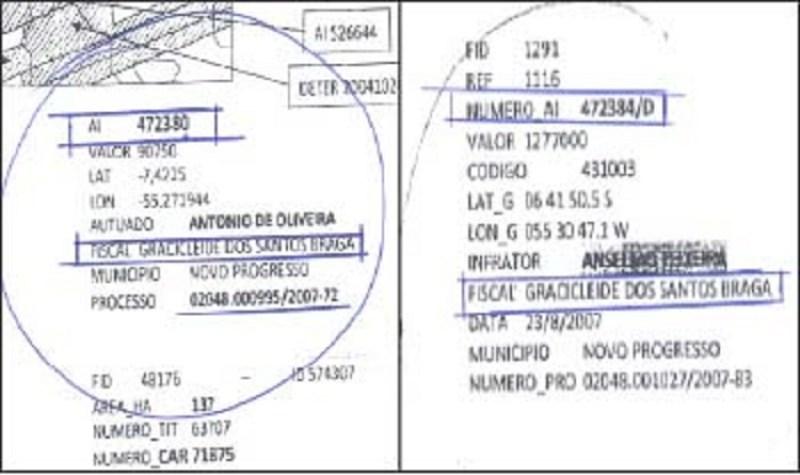 Cópia-dos-autos-assinados-pela-fiscal-Gracicleide-Braga-em-Novo-Progresso