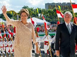 Posse Dilma e Temer