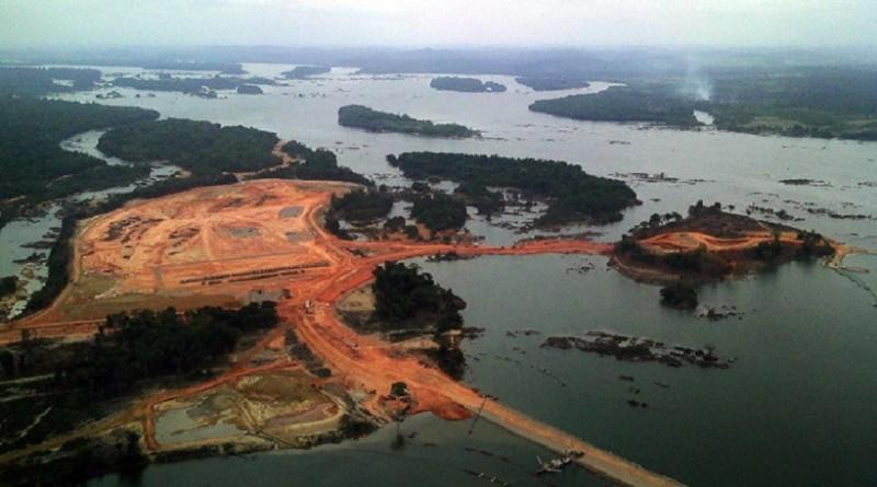 foto Usina Belo Monte-