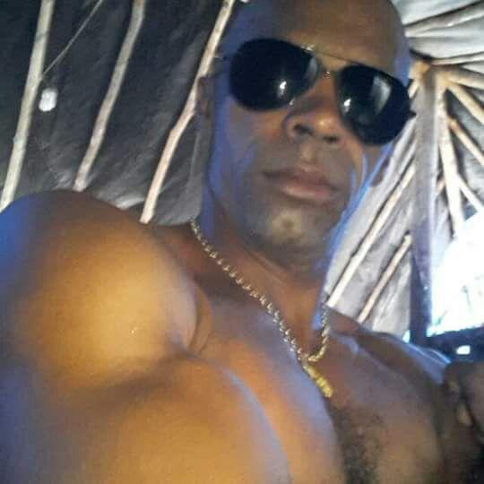 Foto Publicado no Jornal Folha do Progresso do acusado de ser o assassino da jovem ajudou na prisão no MY (Foto:Reprodução)