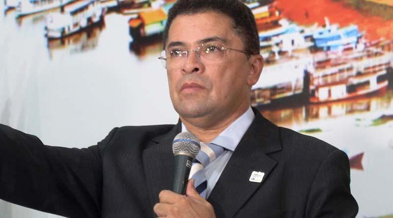 prefeito alenquer Juraci