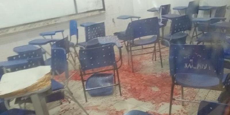 escola sangue