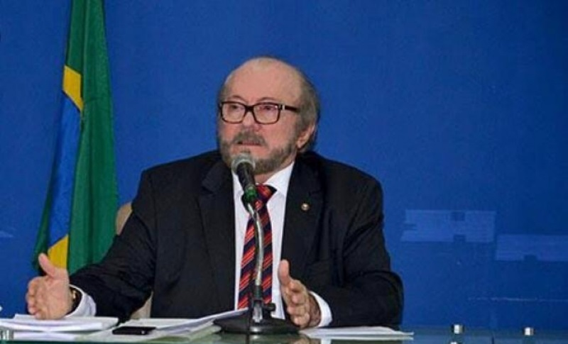 Raimundo Moisés Flexa, titular da 2ª Vara do Tribunal do Juri e Diretor do Fórum Criminal da Comarca de Belém (Foto:Reprodução)