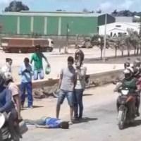 Homem é atropelado ao tentar atravessar rodovia em Novo Progresso