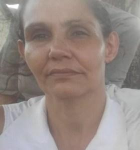 Maria Márcia E. de Melo (Foto), presidente da Associação dos Produtores e Produtoras Rurais Nova Vitoria (APRNV) do Assentamento Terra Nossa, teme pela vida no assentamento.