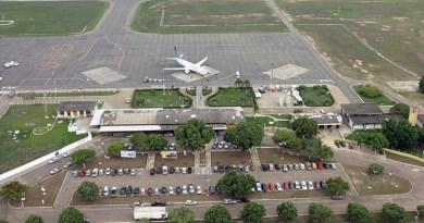 aeroporto marabá