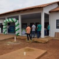 Prefeitura de Novo Progresso inaugurou duas escolas na zona rural, neste sábado (16)