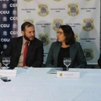 Vice-governador, ex-prefeito, ex-servidores públicos e empresários são alvos de operação da PF