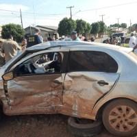 Motorista internado na UTI morre dois dias após acidente que matou vereador em Sorriso (MT)