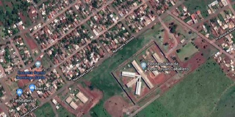 Penitenciaria-Pedro-Juan-Caballero