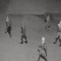Membros de facção criminosa são filmados na noite em bairro de Novo Progresso