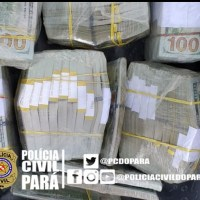 Identificado piloto da aeronave presa com U$ 1milhão de Dólar no Pará