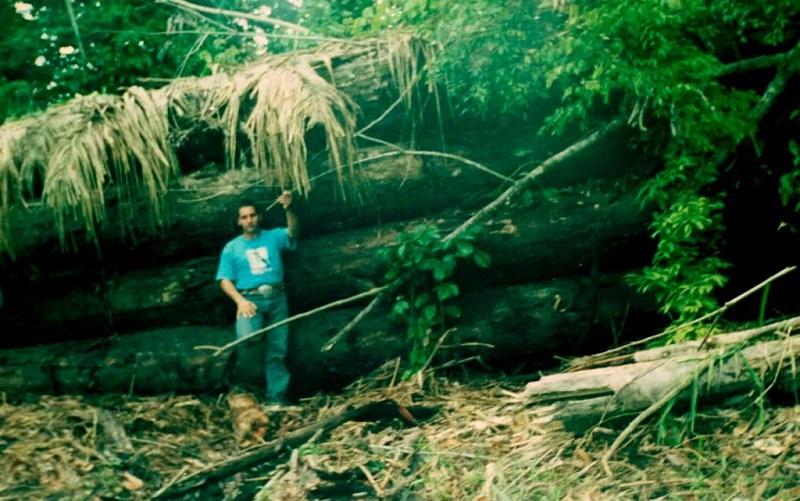 """Adilson Prestes chegou a ser chamado pela BBC de """"Chico Mendes do Pará"""" (Foto:DIVULGAÇÃO)"""