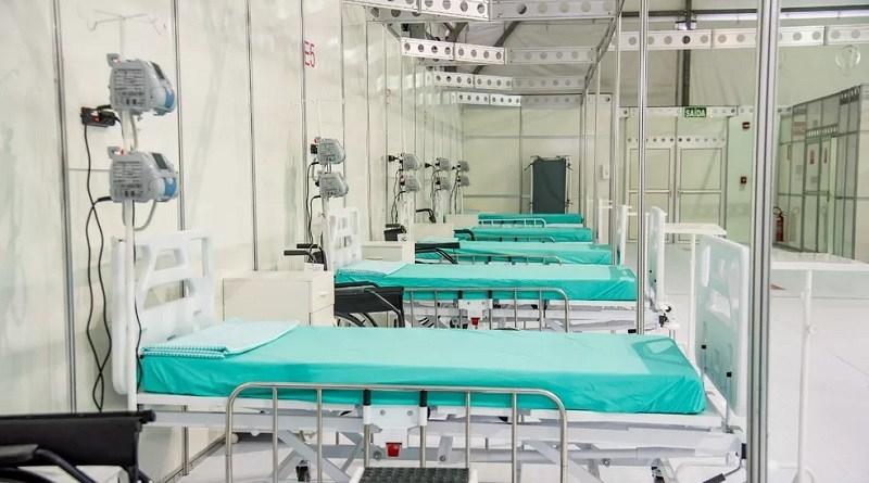 hospital de campanha de paraopebas