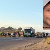 Motociclista morre em acidente com carreta na BR-163, próximo a Martelli em Novo Progresso