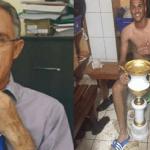 Jogador de 20 anos mata presidente de clube da Série D