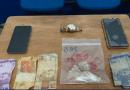 Casal é preso suspeito de integrar esquema de tráfico de drogas em Itaituba, no PA