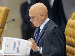 Ministro Alexandre de Moraes foi seguido pela maioria da 1ª Turma (Foto:Reprodução)