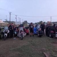 """Motociclistas estão percorrendo """"BR 163"""" destino Santarém"""