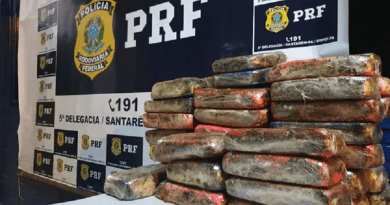 PRF policia rodoviaria federal santarém