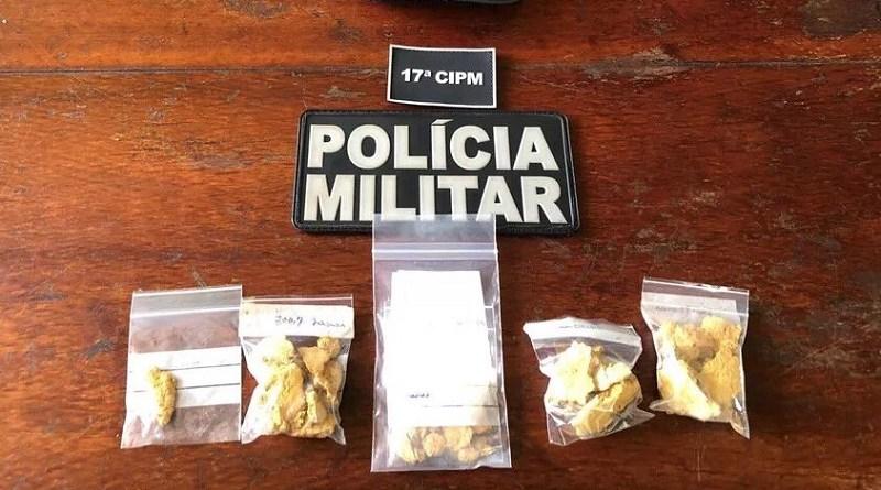 Foto: Polícia Militar/Divulgação COMPARTILHE