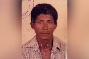 José da Cruz Vieira da Silva, vítima. Foto; reprodução