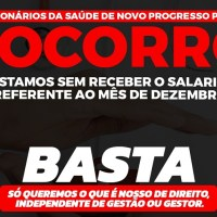 SINDSAÚDE convoca assembleia para cobrar salário atrasados, em Novo Progresso