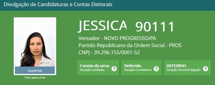 Imagem (TSE) Divulga Candidaturas,