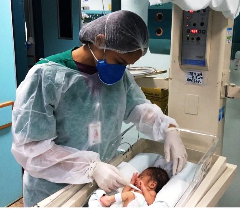 Com atendimento Humanizado HRSP RECEBEU 98% de aprovação dos pacientes em 2020. Fotografia Comunicação Pró-Saúde.