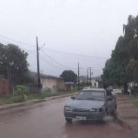 Carro abandonados intriga moradores da rua planalto em Novo Progresso