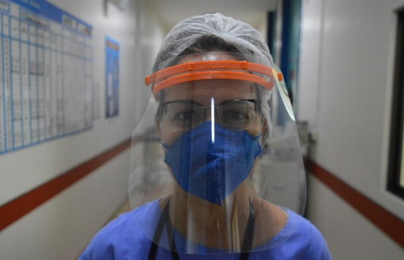 A maioria dos colaboradores do Metropolitano são mulheres. Foto Comunicação Pró-Saúde.