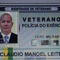Morador de Novo Progresso recebe carteira de Veterano Combatente do Exercito Brasileiro do Mato Grosso
