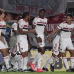São Paulo vence Rentistas e chega à oitava vitória consecutiva na temporada