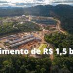Verba no valor de R$ 1,5 bilhão é aprovada para maior projeto de mineração no Mato Grosso