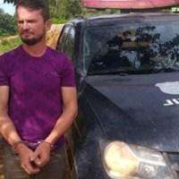 Garimpeiro foragido na operação da PF é preso com helicóptero em Jacareacanga no Pará