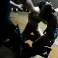Briga entre duas jovens cria tumulto em festa em chácara na zona rural de Novo Progresso- VÍDEO