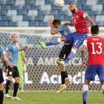 Chile e Uruguai empatam na Arena Pantanal pela Copa América