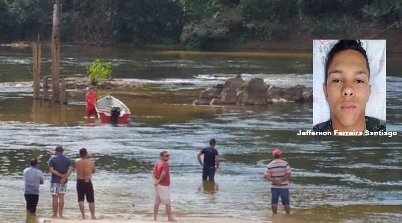 """Sepultado soldado da FAB da base """"Serra do Cachimbo"""" que morreu afogado no Mato Grosso"""