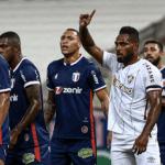 Fluminense sai na frente, mas leva empate do Fortaleza