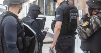 policia para