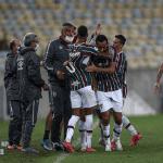 Santos joga melhor, mas perde para o Fluminense no Maracanã