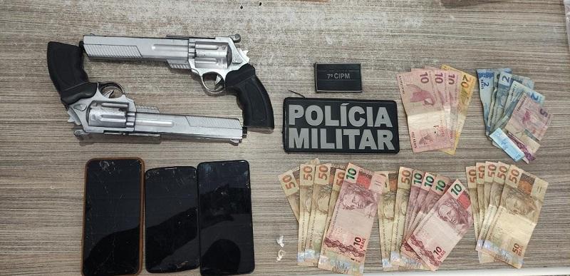 (Foto:Divulgação Policia Militar)