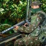 Operação Samaúma: Forças Armadas apreendem materiais utilizados em delitos ambientais em Novo Progresso e Moraes Almeida