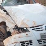 Sete pessoas são arremessadas de carro durante capotamento e duas passageiras morrem em distrito de Peixoto de Azevedo (MT)