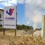 """Moradores reclamam de poluição causada pela empresa """"VF GOMES' em usina de Novo Progresso"""