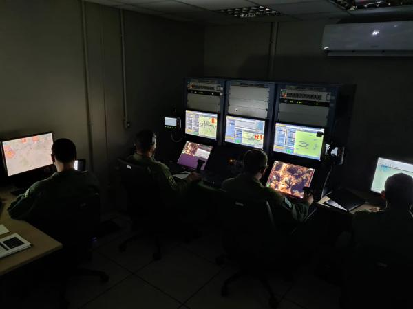 Foto: Suboficial Nery  e Sargento Rezende / CECOMSAER