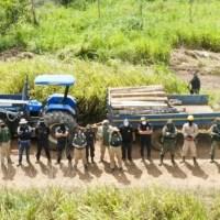 Operação Amazônia Viva concentra o combate ao desmatamento ilegal em São Félix do Xingu, Altamira e Novo Progresso.
