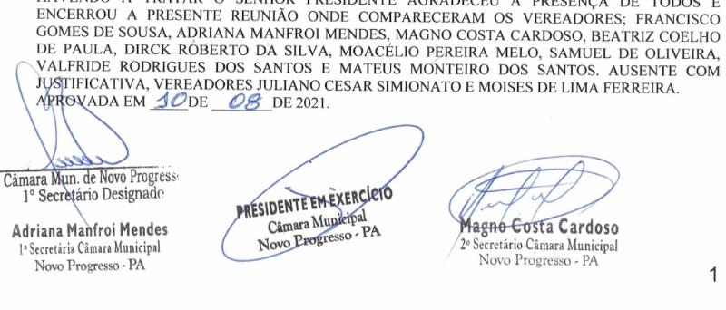 Divulgação CMNP